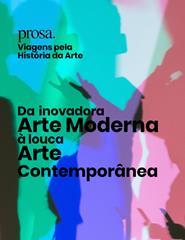 Viagens pela História da Arte [Férias de Verão] | 5 aos 8 anos