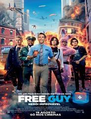 Free Guy: Herói Improvável
