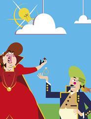 O Anel do Unicórnio – Uma ópera em miniatura