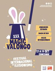 30º MagicValongo - Concurso Magia de Palco