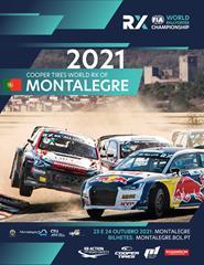 FIA World Rallycross Championship / Portugal / Montalegre 2021