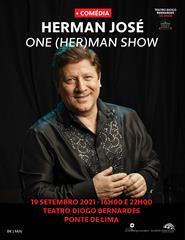 "Herman José ""ONE (HER)MAN SHOW"""