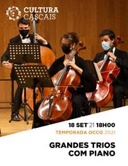 GRANDES TRIOS COM PIANO