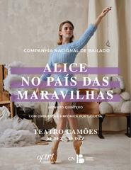 Alice no País das Maravilhas (Com Orquestra)