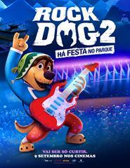 Rock Dog 2: Há Festa no Parque VP # 13h | 19h30