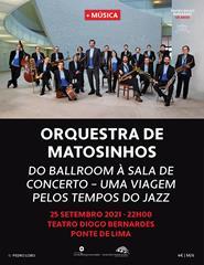 """""""Do Ballroom à Sala de Concerto – Uma Viagem Pelos Tempos do Jazz"""""""