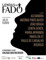 DYAM & FADO IN BOX & VM MANAGEMENT APRESENTAM | LENDAS DO FADO