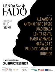 DYAM & FADO IN A BOX & VS MANAGEMENT APRESENTAM | LENDAS DO FADO