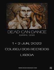 DEAD CAN DANCE | EUROPA - 2022