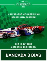 Estoril Classics 2021 | Bancada 3 Dias