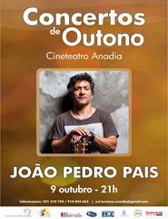 João Pedro Pais - Concertos de Outono