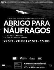 ABRIGO PARA NÁUFRAGOS