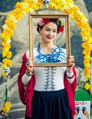 Frida Kahlo - Antiprincesas