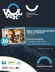 """César Cardoso Ensemble """"Dice of Tenors"""""""