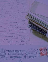 Depara a partir das cartas do pintor Carlos Reis-Teatro Maior de Idade