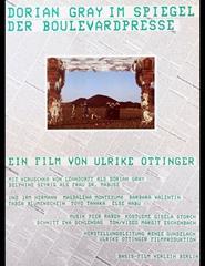 A Cinemateca com o Doclisboa: Ulrike Ottinger | Dorian Gray im ...