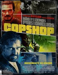 Copshop: Não Fazemos Prisioneiros # 17h30 | 00h10