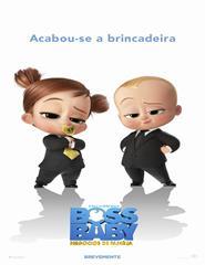 Boss Baby: Negócios de Família # 11h | 13h | 15h20 | 17h20
