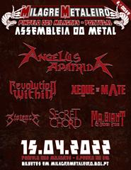 ASSEMBLEIA DO METAL – INDOOR FESTIVAL
