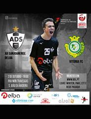 AD Sanjoanense vs Vitória FC  - Andebol 1
