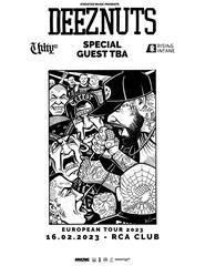 DEEZ NUTS w/ Special Guests: Kublai Khan TX, Unity TX, Rising Insane