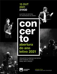 CONCERTO DE ABERTURA DO ANO LETIVO 2021/22