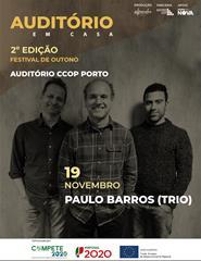 Paulo Barros Trio - Colagens