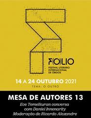FOLIO - Mesa 13 - Fim das democracias