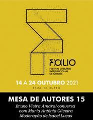 FOLIO - Mesa 15 - O trabalho do biógrafo