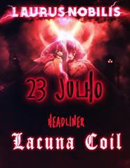 Laurus Nobilis 2022 - Passe Diário dia 23 - Lacuna Coil