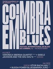 Coimbra em Blues—Festival Internacional