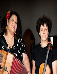 FAM-Celina da Piedade e Almofariz: Concerto/ Baile do Acordeão
