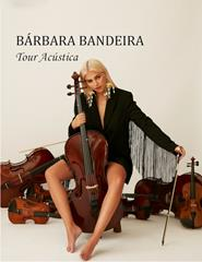 BÁRBARA BANDEIRA TOUR ACÚSTICA