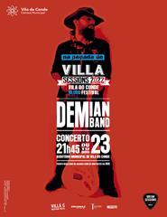 Na pegada do Villa Sessions | Demian Band