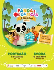 Panda e os Caricas - Na Ilha