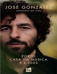 Jose Gonzalez Casa da Musica