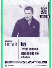 RECEÇÃO AO CALOIRO 2021 - Meninos do Rio | Favela Lacroix | TOY