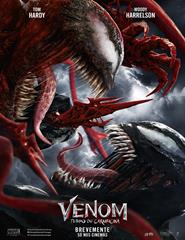Venom: Tempo de Carnificina #15h15  | 21h50