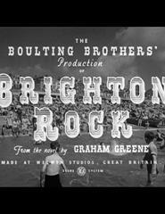 Revisitar os Grandes Géneros: Disponíveis para o Noir | Brighton Rock
