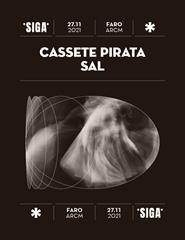 Dia 27 - Sal | Cassete Pirata