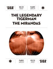 Dia 3 - The Mirandas | The Legendary Tigerman