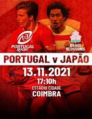 PORTUGAL XV vs. JAPÃO XV