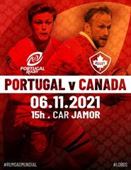 PORTUGAL vs CANADÁ