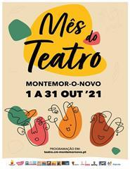 MÊS DO TEATRO - Lançamento do Livro e Filme - Projecto Ruínas