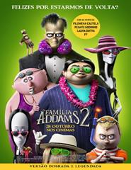 A Família Addams 2 # 11h | 13h | 15h20