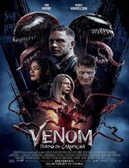 Venom: Tempo de Carnificina # 17h45 | 00h30