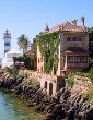 Casa de Santa Maria e Farol Museu de Santa Marta