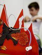 Não Acordes o Dragão - Oficina Criativa Familias
