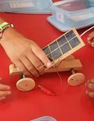 Carrinhos Solares - Oficina Criativa Familias