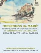 Workshop – DESENHO DE MARÉS